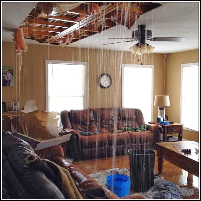 Residential Water Damage