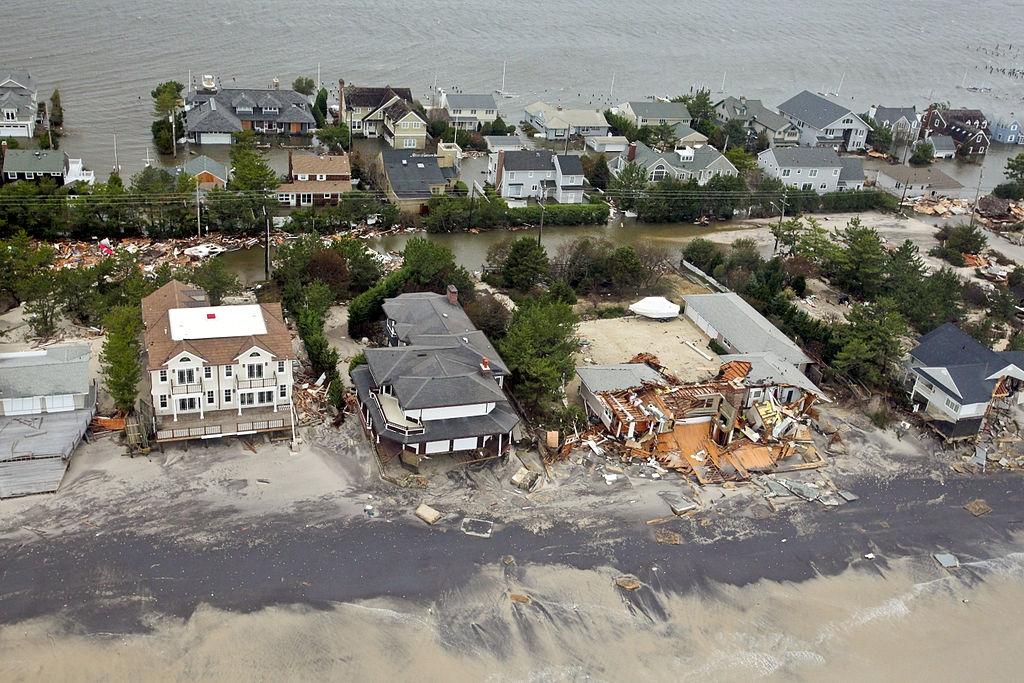 Residential Hurricane Damage